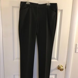 Express dress pants - black
